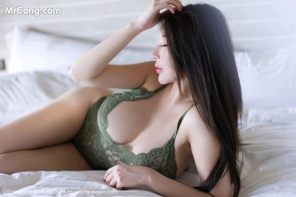 Image YouMi-Vol.228-Egg-MrCong.com-006 in post YouMi Vol.228: Người mẫu Egg_尤妮丝 (45 ảnh)
