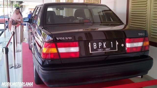 Volvo 960 blakang original