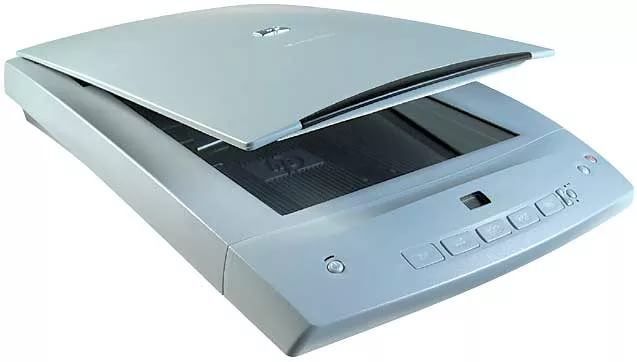 Driver HP ScanJet 5400/5470/5490 PrecisionScan Pro Software/Driver