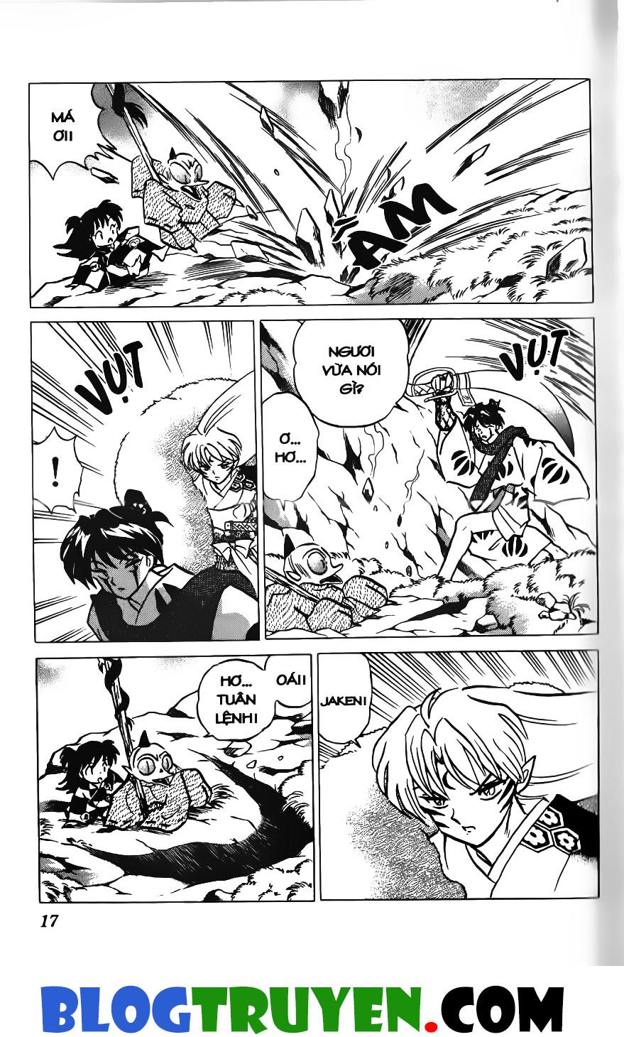 Inuyasha vol 27.1 trang 13
