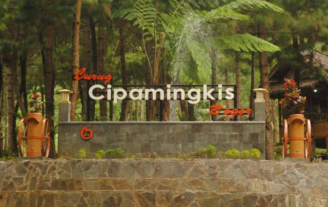 Curug Cipamingkis Bogor Air Terjun Keren
