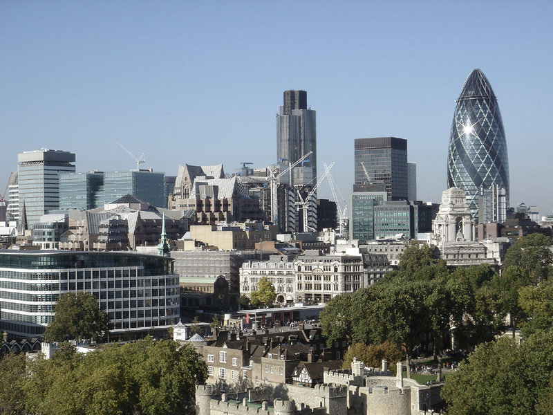 World Visits London City Capital of England