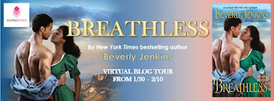 Guest Post, Giveaway, Breathless, Beverly Jenkins