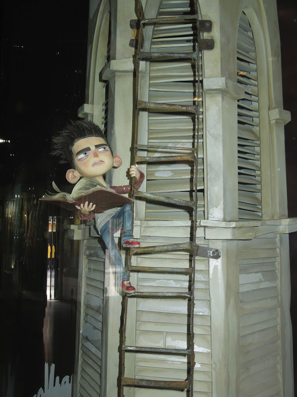 ParaNorman stopmotion puppet
