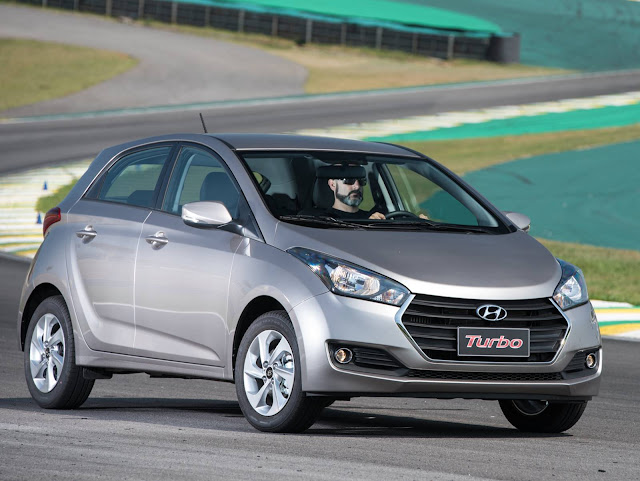 Hyundai HB20 - 2º carro mais vendido do Brasil