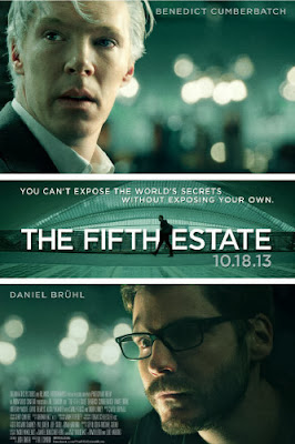 Poster Of Hollywood Film The Fifth Estate (2013) In 300MB Compressed Size PC Movie Free Download At worldfree4u.com