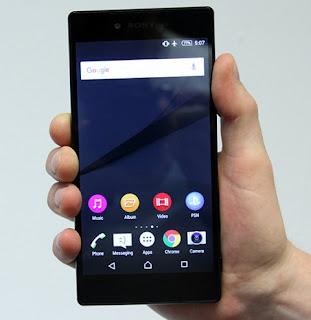 Harga Spesifikasi Sony Xperia Z5 Premium
