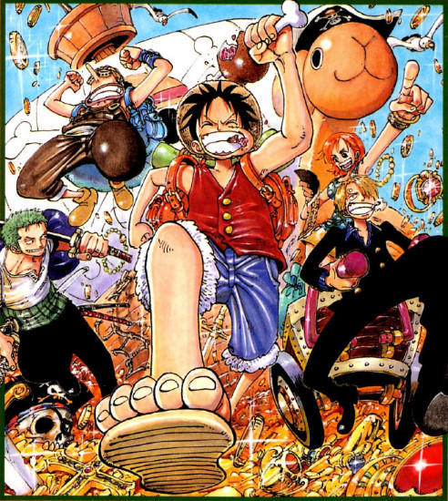 Saga East Blue One Piece