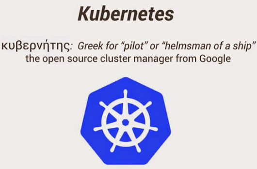 Everything you wanted to know about Kubernetes but were afraid to ask