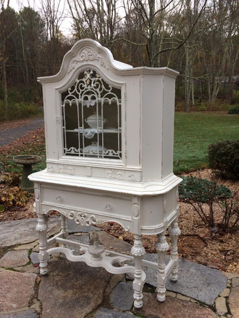 French farmhouse painted cottage furniture