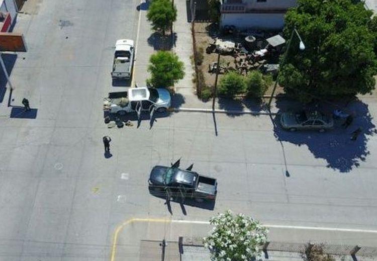 Reportan fuerte enfrentamiento en el municipio de Mocorito, Sinaloa