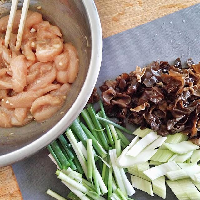 stir fry dinner