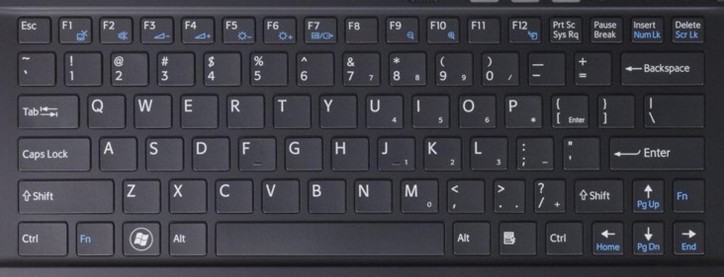 Cara Menyalakan Mematikan Numlock Pada Laptop Notebook