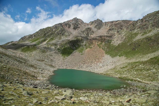 Wandern in Serfaus Fiss Ladis  Vom Lazid zum Gmairersee  Wanderung-Tirol  Tourenbericht inkl. GPS-Track 09