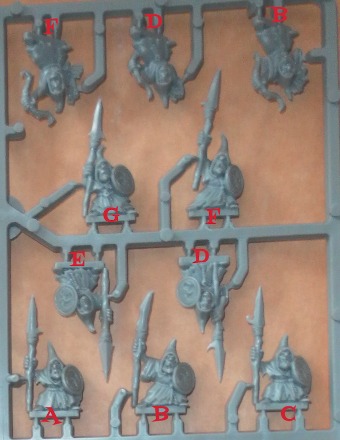 Comparison of the Battle for Skull Pass and the Night Goblin Box