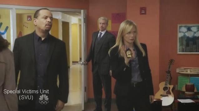 Law & Order Special Victims Unit (SVU): Episodio Dissonant ...