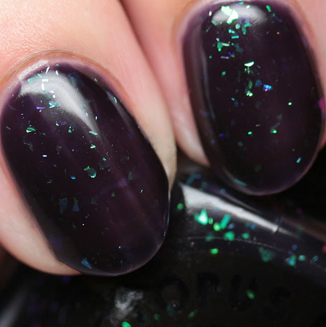 Octopus Party Nail Lacquer Seance