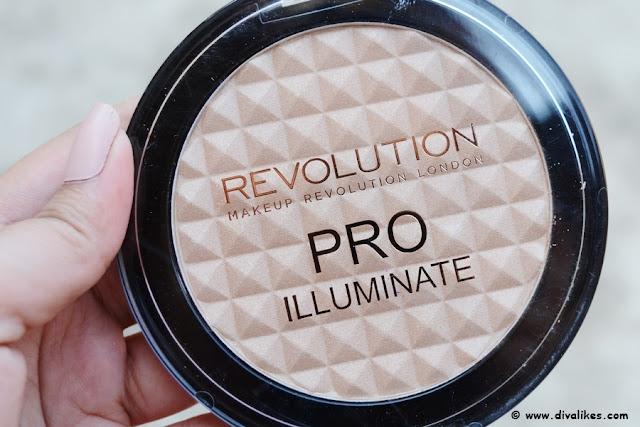 Makeup Revolution Pro Illuminate Review