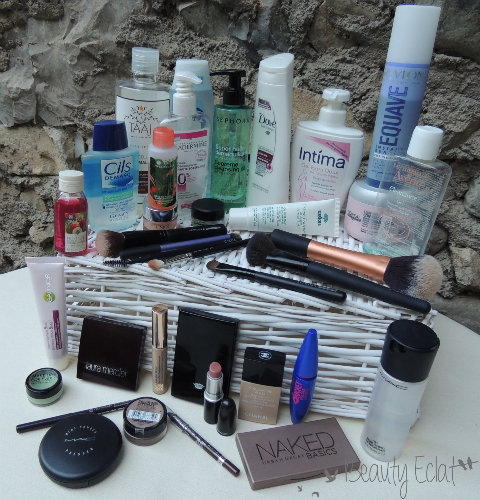 trousse maquillage weekend