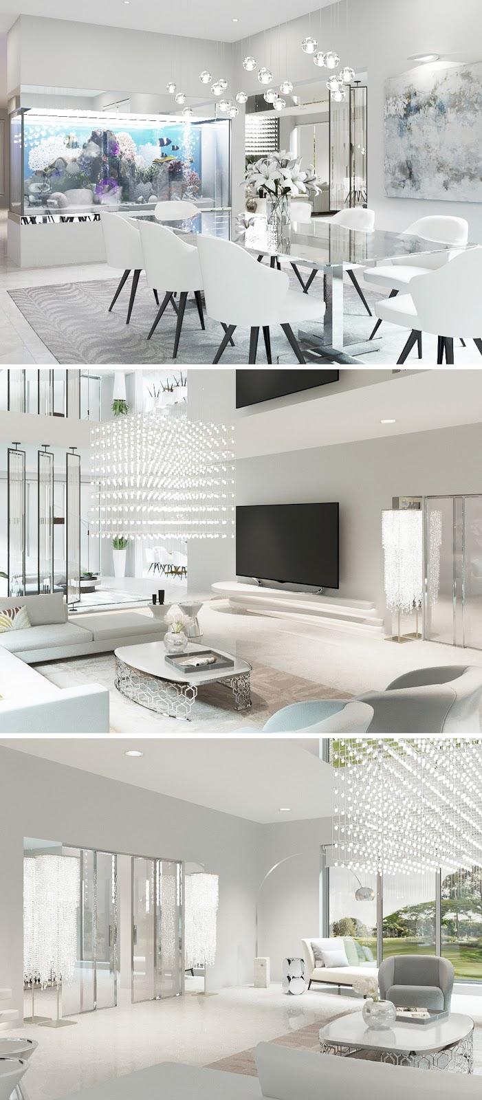 Sala Moderna e Elegante