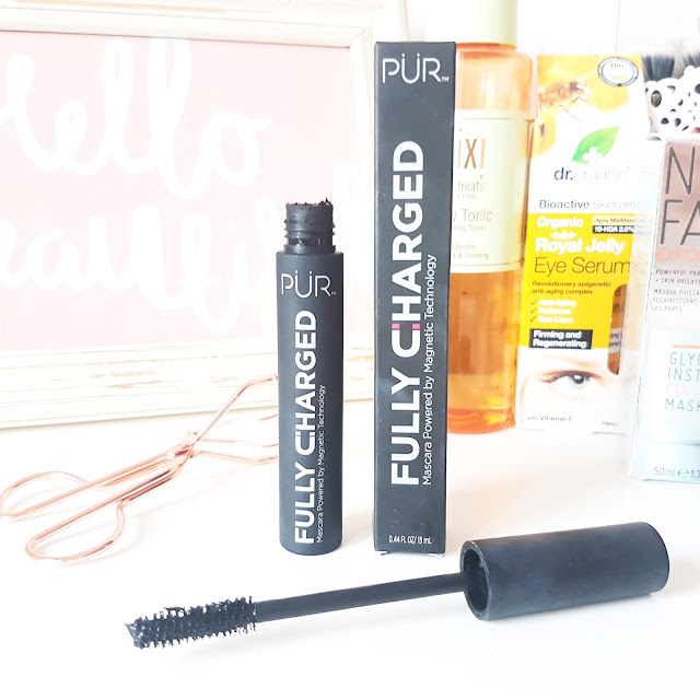 PUR Fully Charged | Mascara Powdered by Magnetic Technology