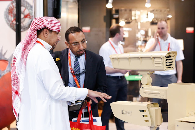 21st edition of Intersec 2019 to open in Dubai in January