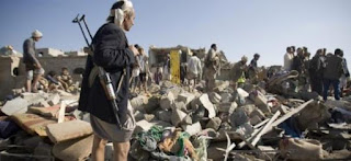Allahu Akbar! Serangan Koalisi Arab Tewaskan Pemimpin Syiah Houtsi di Hajjah