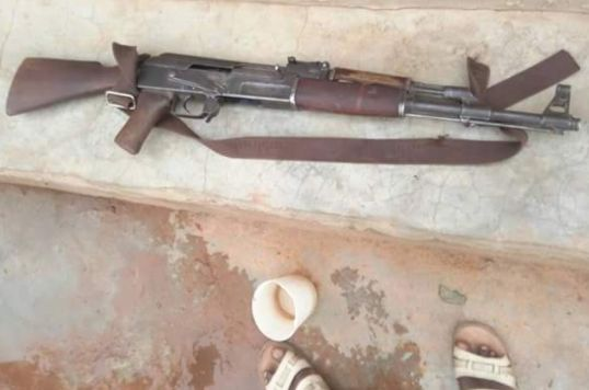 Notorious syndicate nabbed while trying to escape into Niger Republic with vehicle they stole in Abuja