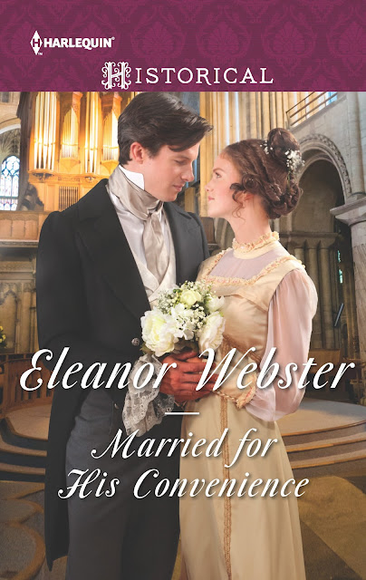 Eleanor Webster- Married for His Convenience