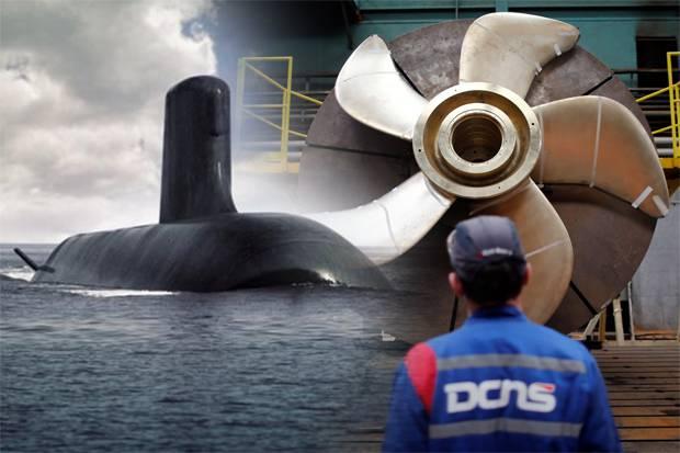Data Rahasian Pemesanan Kapal Selam India Dari DCNS Bocor