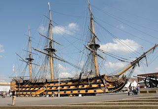 HMS Victoy