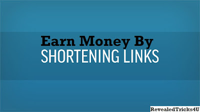 Earn money by shortening links and sharing it on Social Medias. Best trick to earn money online.