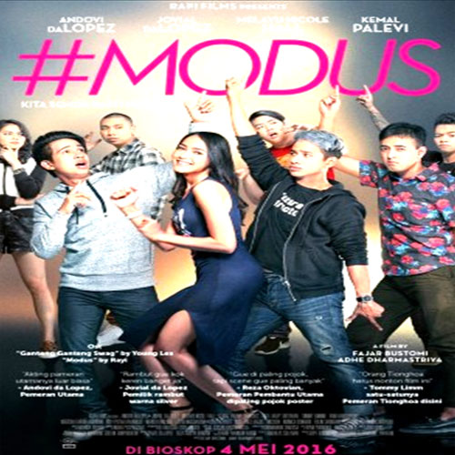 Poster Film Modus , Modus Film, Film Modus , Film Modus Indonesia, Film Modus 2016