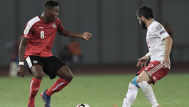 georgien fussball