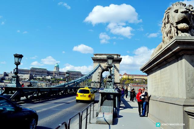 bowdywanders.com Singapore Travel Blog Philippines Photo :: Hungary :: Széchenyi Chain Bridge: Crossing Both Sides of Budapest