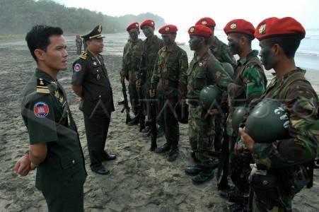 Daftar Negara Asing Yang Militernya Dilatih Oleh TNI