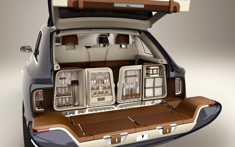 Audi Suv Models >> Bentley Interior | Car Models