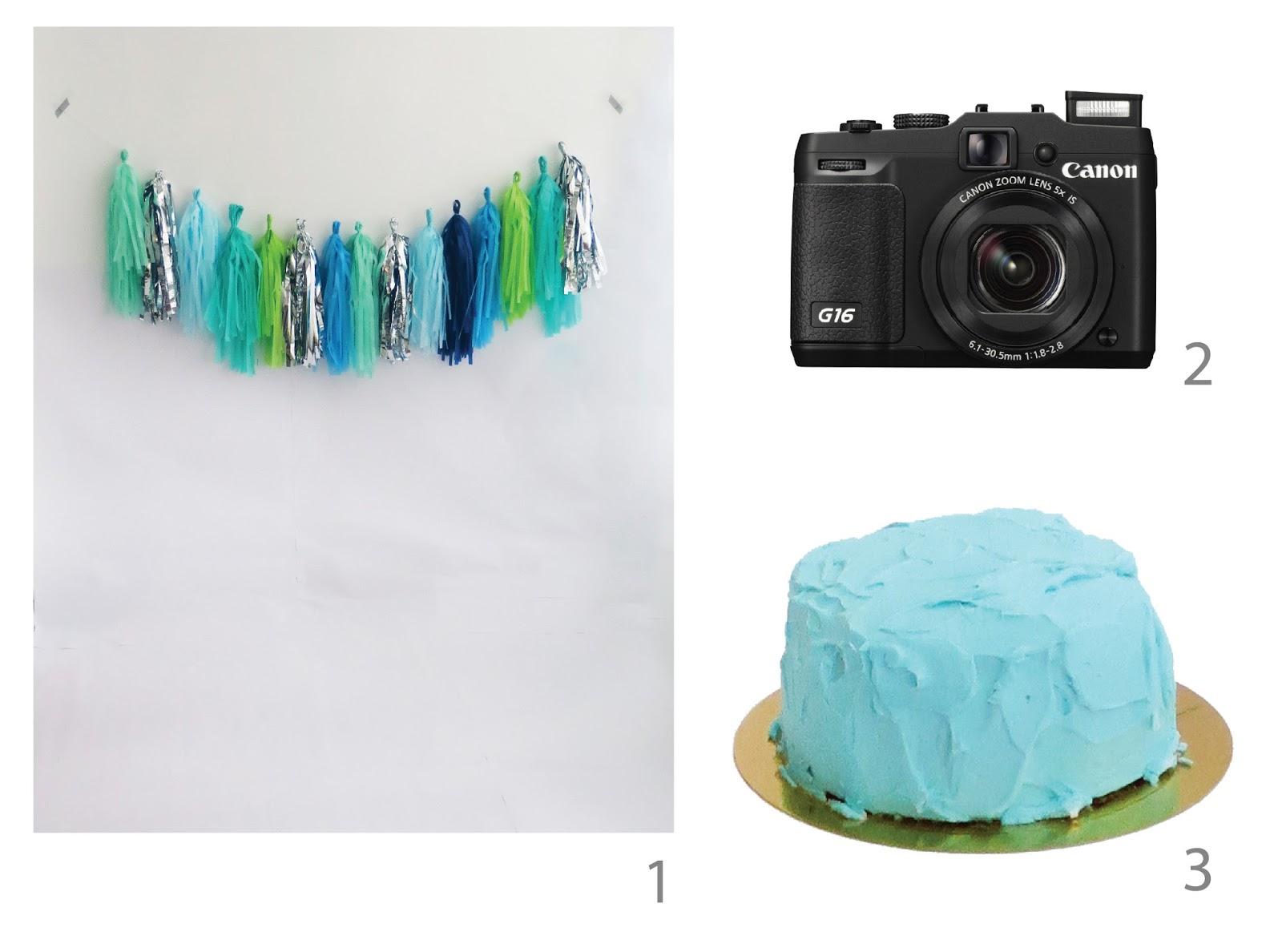 diy cake smash