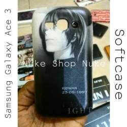 Soft Case Handphone Samsung Galaxy Ace 3 anime cartoon atau kartun
