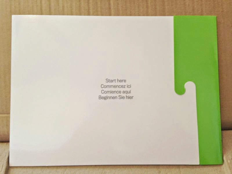 Cricut Explore Air Out of the Box - booklet