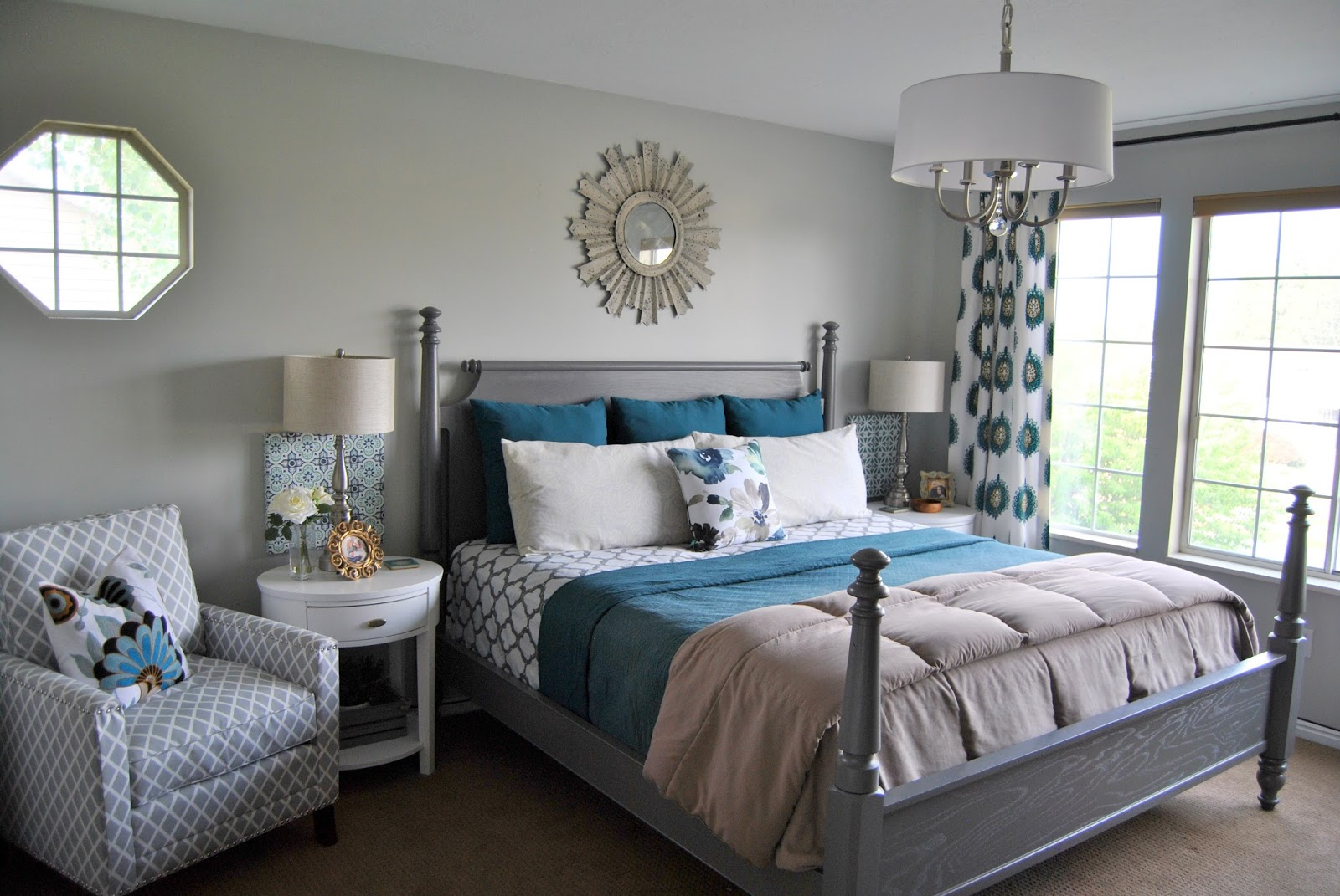 Studio 7 Interior Design: Shop This Room: Master Bedroom