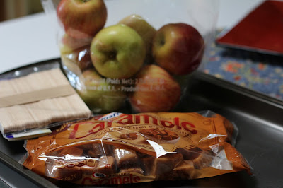 Caramel Apples, Living From Glory To Glory Blog...
