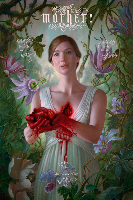 Jennifer Lawrence Mother poster