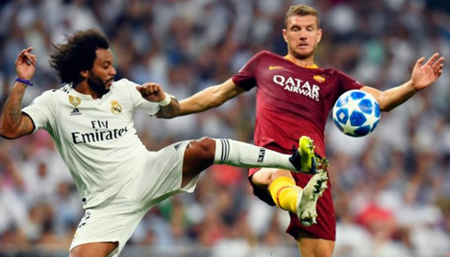 Rojadirecta Roma Real Madrid streaming gratis.