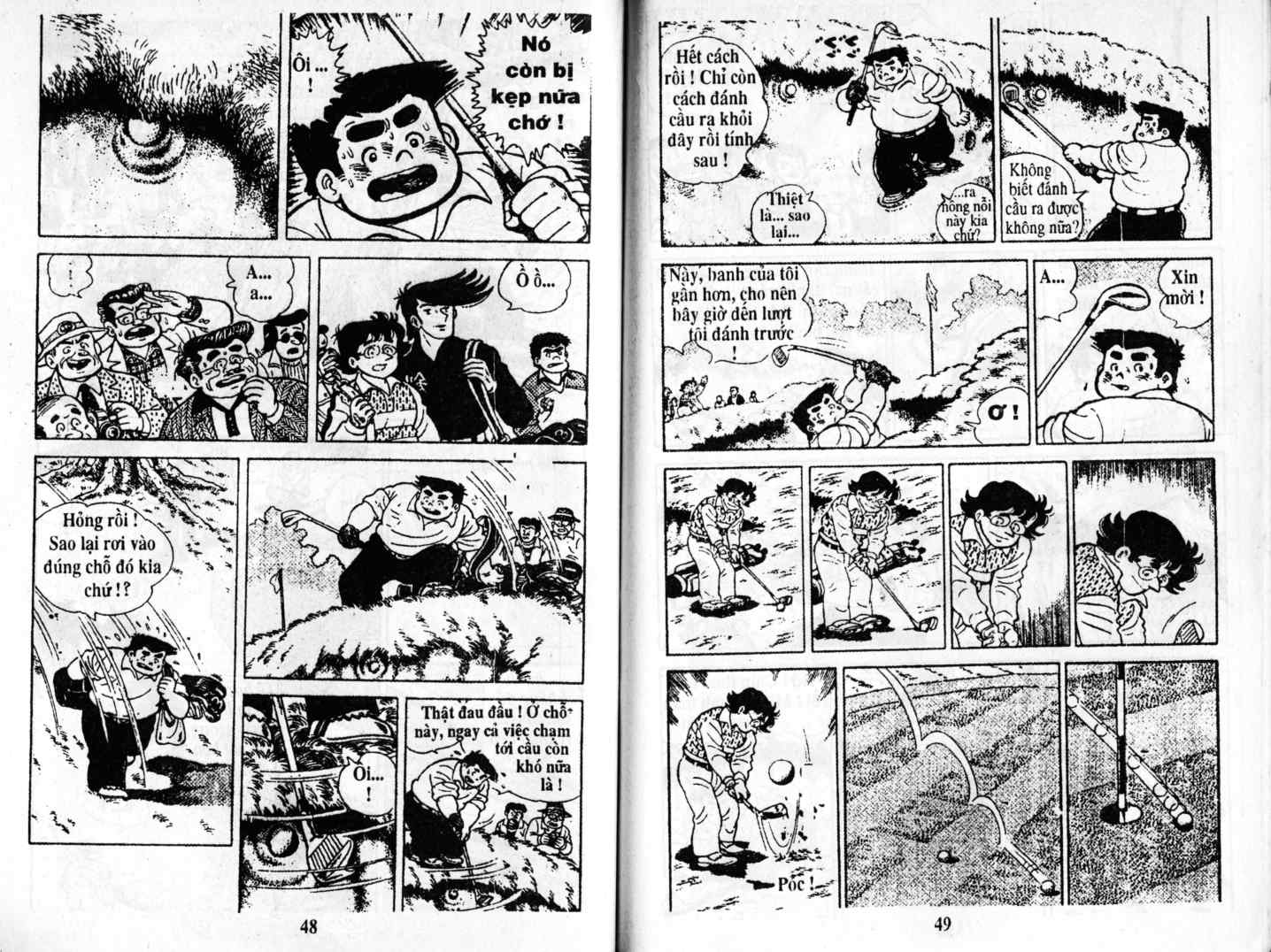 Ashita Tenki ni Naare chapter 3 trang 23