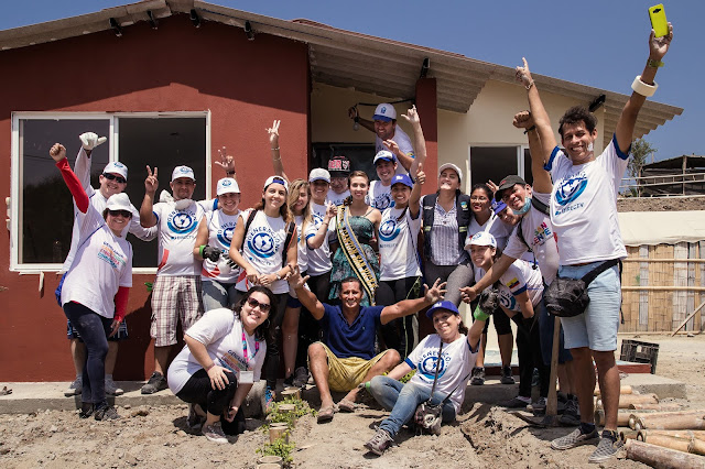 DIRECTV y LATAM Airlines Ecuador estrenan documental sobre la reconstrucción por el terremoto en Ecuador