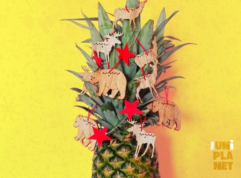 Ananás de Natal