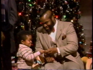 Mr. T and Webster A Christmas Dream