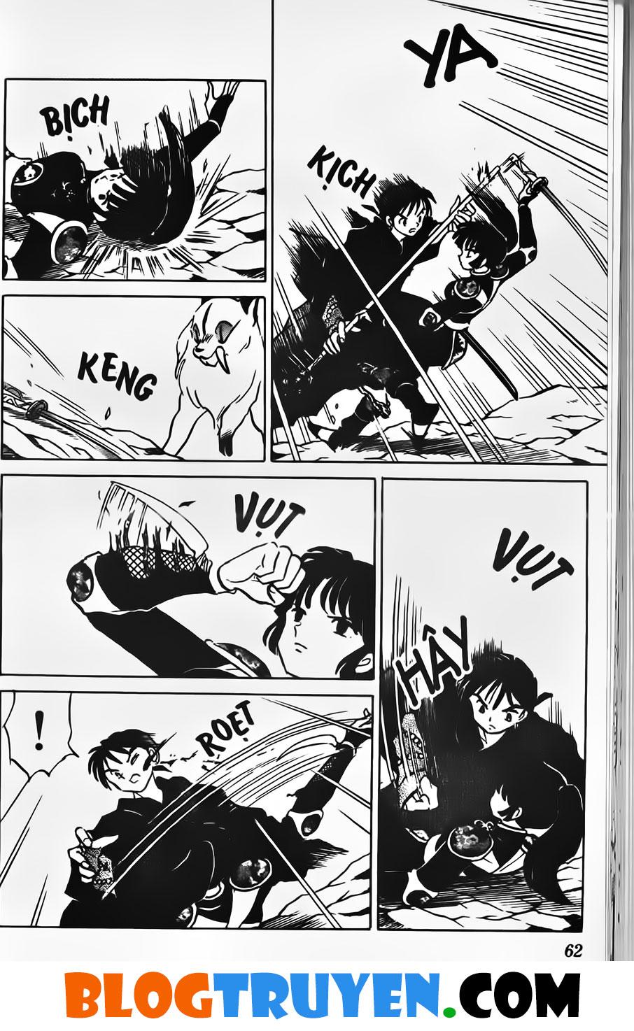 Inuyasha vol 30.4 trang 3