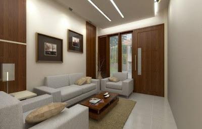 Desain Interior Ruang Tamu Terbaru 2019 Rumah Minimalis Type 36 Yang Menarik 3